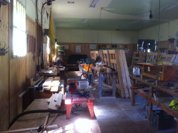 Scout Hall Workshop