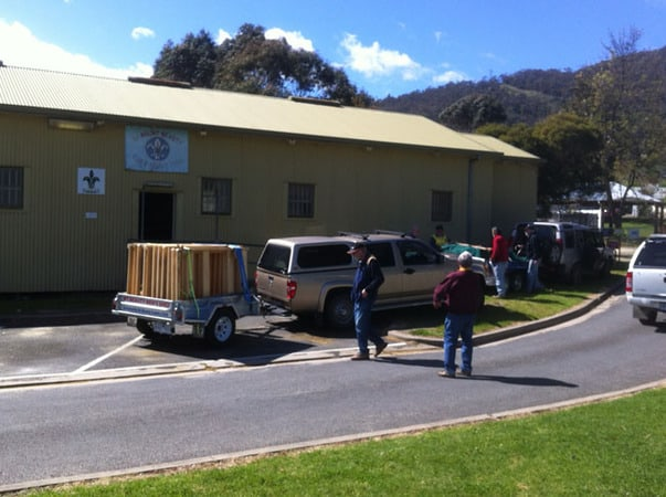 Transport to Bogong OEC